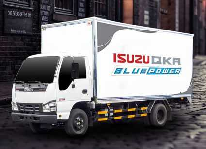 isuzu q-series