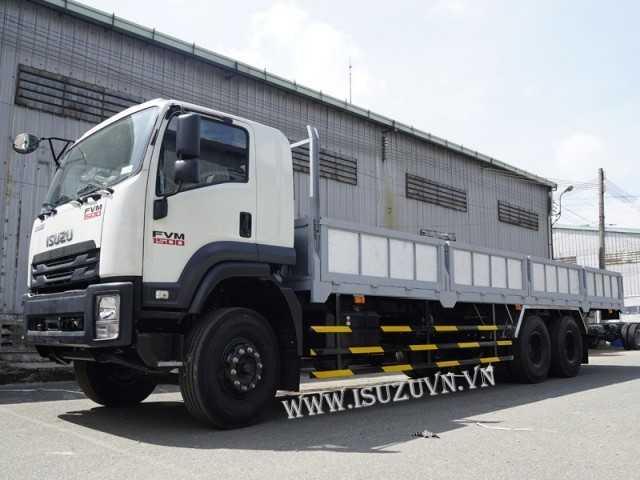 FVM - Thùng lửng 15 tấn (11)