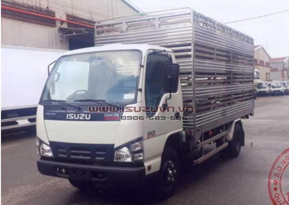 Ô tô chở gia cầm__QKR77HE4__Thùng chở gia cầm__2450kg (1)