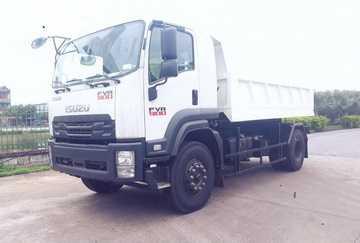 Ô tô tải (tự đổ)__FVR34LE4__7500kg__6m3