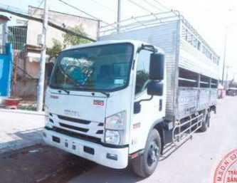 Ô tô chở gia súc__NQR75ME4__Bình Triệu__Thùng chở gia súc__4990kg (2)